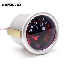 Cars Universal Motormeter ATV SUV Oil Temperature Gauge Dashboard Modified Instrument