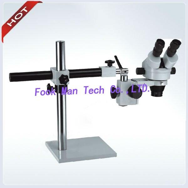 Support de Microscope réglable d'outil de bijoux de haute qualité avec le bras de mise au point