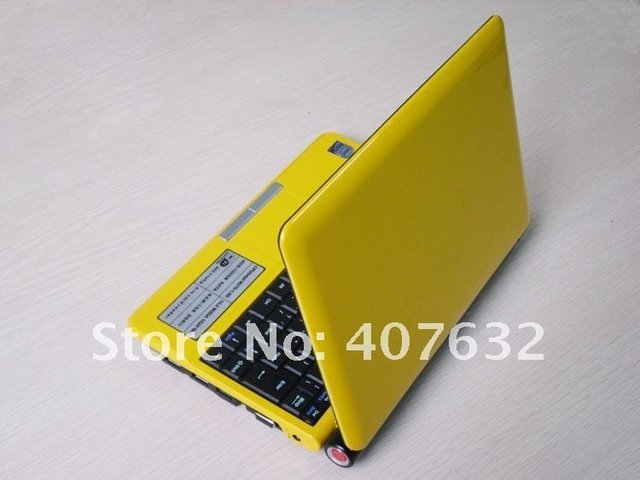 7 inch WM8650 VIA8650 800Mhz mini notebook Android 2.2 or windows CE laptop