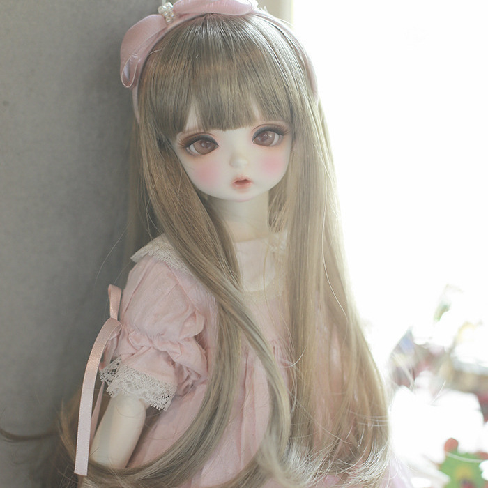 bjd doll sd doll 4 minutes baby baby joint doll(free eyes + free make up)
