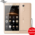 5.7 Inch Leagoo M8 Smartphone 2GB RAM 16GB ROM 3500mAh Cellphone Android 6.0 MT6580A Quad Core 13.0 MP 3G WCDMA Mobile Phone