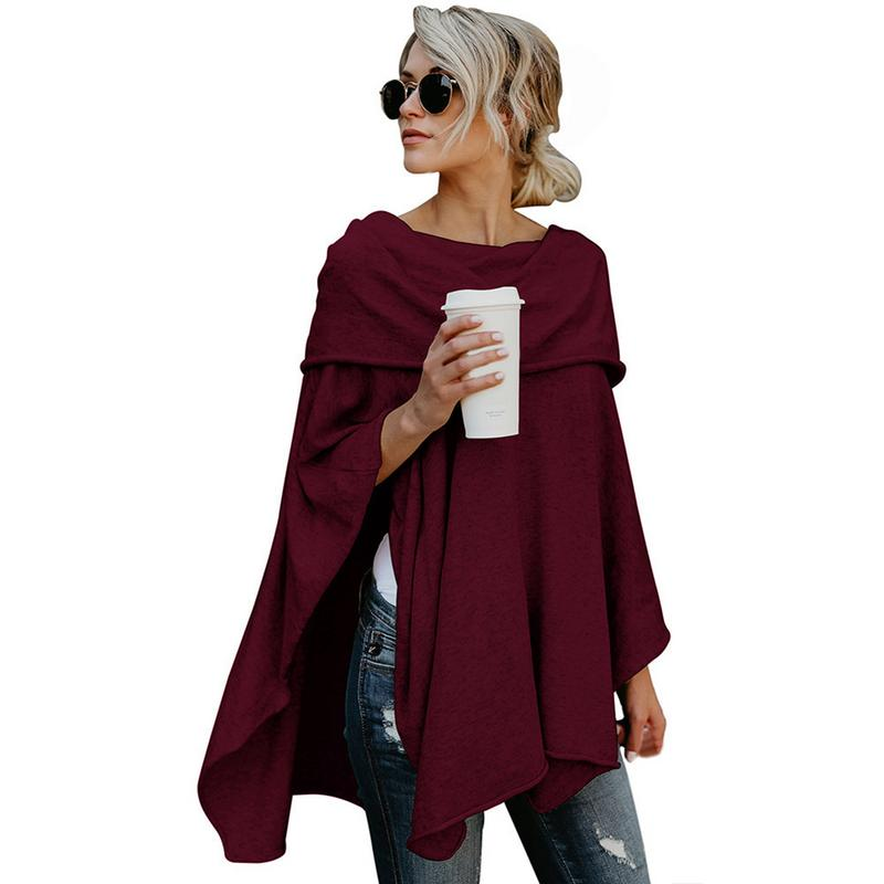 Autumn Asymmetrical T Shirts For Women Tops Long Sleeve Loose Slash Neck Sexy Off Shoulder T-Shirt Fashionable Clothes