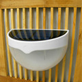 LED Solar panel LED Wall lamps outdoor lighting garden fence path way decoration lights