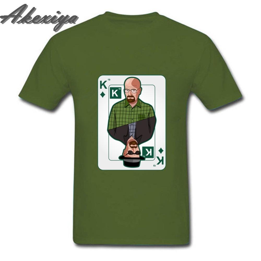 Breaking Bad THE DANGER TAROT CARD HEISENBERG T-Shirt NEW Authentic XS-3XL