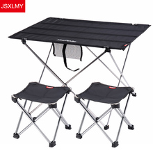 Купить с кэшбэком New arrival outdoor picnic table table lightweight aluminum alloy set tables and chairs