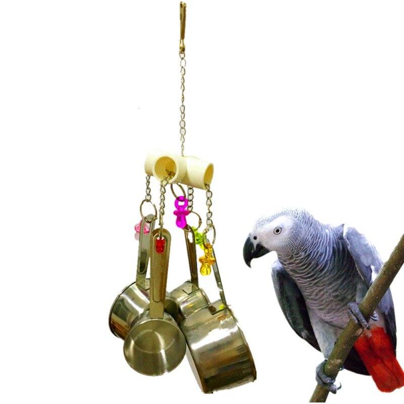 Olla de acero inoxidable Cadena de loro juguetes Animal juguetes loro Bitetoy divertido para mascotas Budgie aves Accesorios BOBO BIRD, relojes de madera de estilo Simple para hombre, relojes de pulsera de cuarzo, regalos para hombres, reloj de pulsera con logotipo personalizado de erkek kol saati