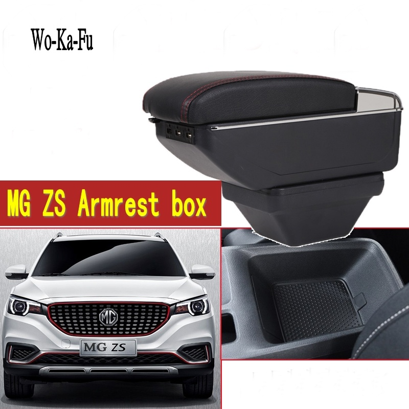Back To Search Resultshome For Kia Rio 4 2017-2018 Armrest Box Central Store Content Storage Box With Cup Holder Ashtray Accessories