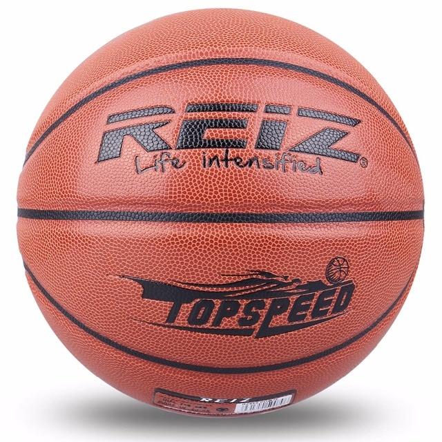 Basket all'aperto Cuoio di Pallacanestro 7 # antiscivolo resistente All'usura Basket Palla Da Basket Basquete Con Il Regalo Libero Net Needl