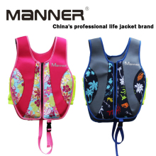 Summer Swimming life vest Children's inflatable kids swimming vest / bathing suit / 5-7years old child life jacket – trumpet