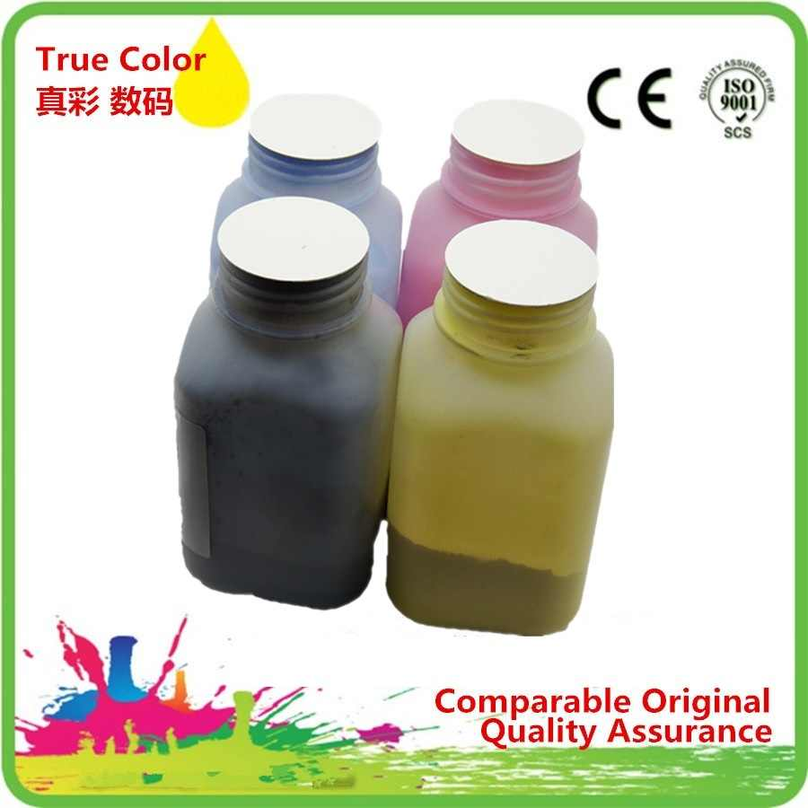 40g/Bottle,4 Black Refill Color Laser Toner Powder Kits for C1700 ...