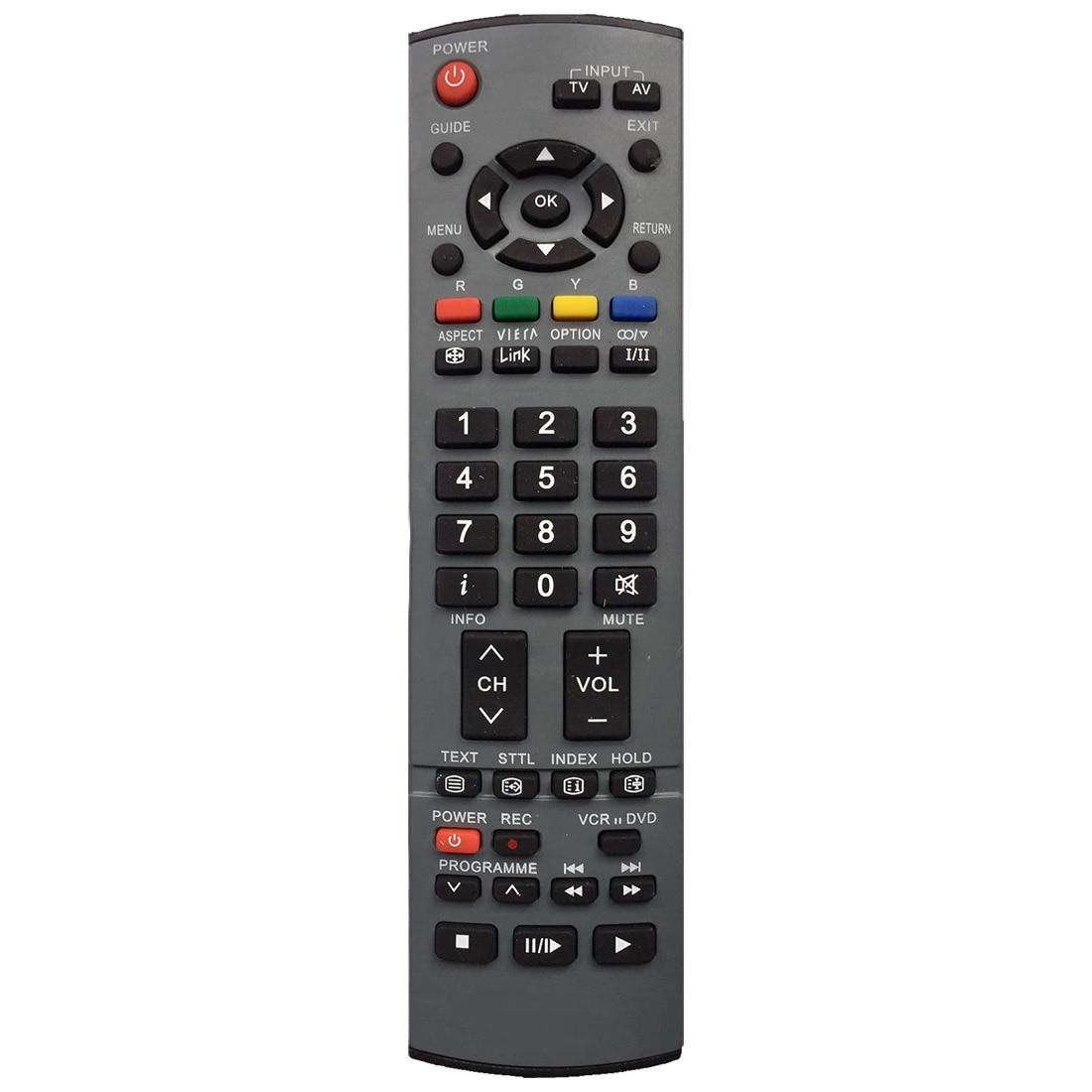 NEW TV Remote PAN-821 For Panasonic N2QAYB000485 N2QAYB000321 N2QAYB000926