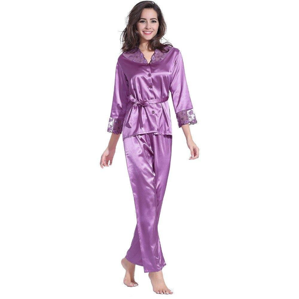 Online Get Cheap Womens Purple Pajamas -Aliexpress.com | Alibaba Group