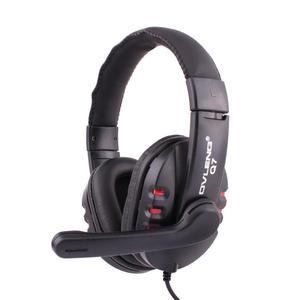 Image 4 - OVLENG Q7 zestaw słuchawkowy do gier E z mikrofonem sportowe Stereo Surround zestaw słuchawkowy na USB do komputera i laptopa
