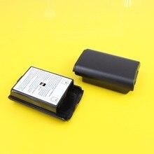 JCD [50 pz/lotto] Kit custodia scudo Shell coperchio batteria di alta qualità per Controller Wireless Xbox 360 parte di riparazione