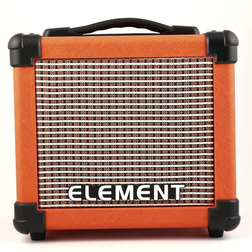 mini portable guitar amplifier amp guitar amplifier dist and clean effect support aux input bass. Black Bedroom Furniture Sets. Home Design Ideas