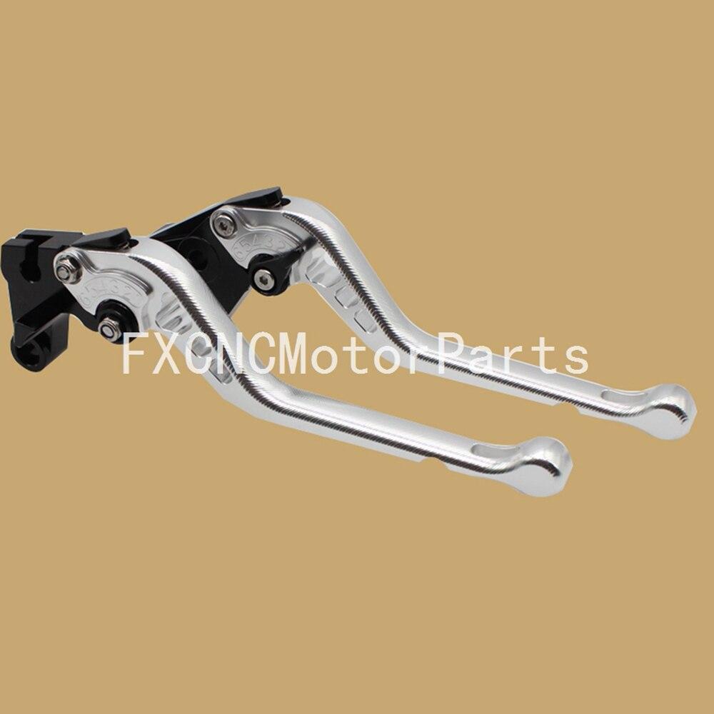Silver Motorcycle Adjustable CNC 3D Long Brake Clutch Levers For KTM RC8 R 1290 Super Duke R GT 990 Super Duke 690 Duke cnc brake clutch levers for ktm rc8 r 2009 2016