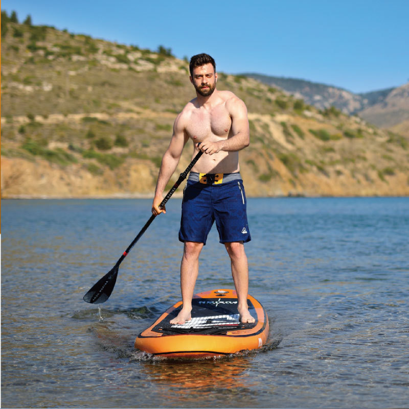 AQUA MARINA Fusion 315 76 15cm Inflatable Sup Board Stand Up Paddle Board Inflatable Surfboard