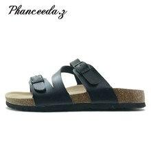 33c54c35d Hot Vender 2018 Estilo Verão Sapatos Ortopédicos Sandálias de Cortiça  Sandália de Boa Qualidade Das Mulheres