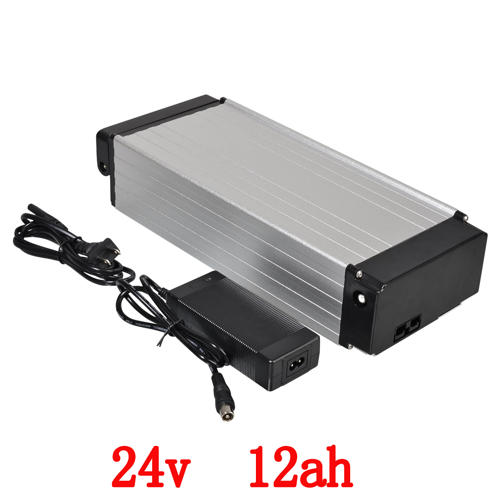 24v 12ah electric bike battery 24V 12AH lithium battery with 15A BMS and 29.4V 2A charger for 24V 250W 350W motor free shipping24v 12ah electric bike battery 24V 12AH lithium battery with 15A BMS and 29.4V 2A charger for 24V 250W 350W motor free shipping