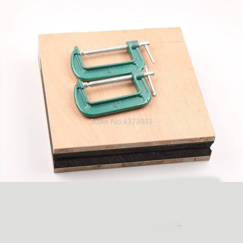 1Set K-splint forming sheath tool K board tool simple production 30x30x7.5cm1Set K-splint forming sheath tool K board tool simple production 30x30x7.5cm