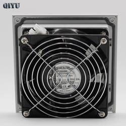 Воздушный фильтр вентиляция пыль циркуляция система охлаждения 220 В в AC вентилятор фильтр FKL6622PB230 148,5*148,5*70 (мм)