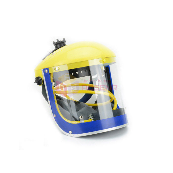 New Air Fed Visor Breathing Air Supply Protect Pro Mask Kit For Paint Spray Respirator Protection-in Tool Parts from Tools    1