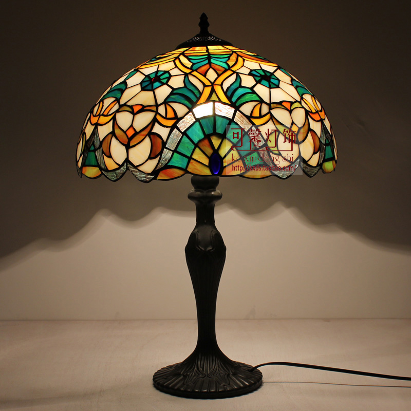 Room Lamps Bedroom: 16 Inch Fashion Tiffany Table Lamps For Bedroom Lamps