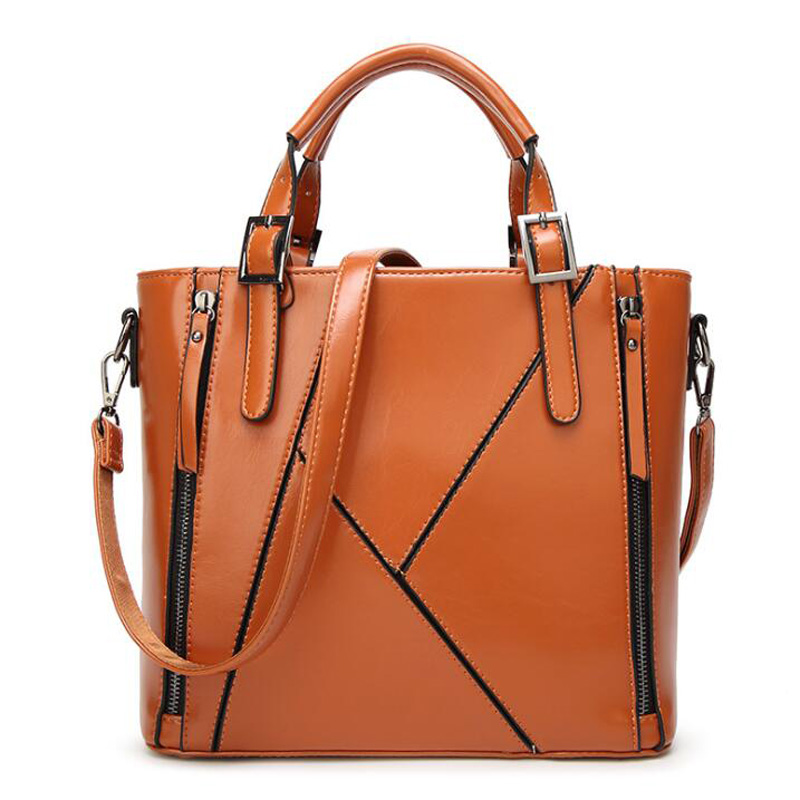 2018 New ladies' bag Top-handle handbags female famous brand 2017 women handbags over shoulder bags set PU leather Composite bag hot sale 2016 france popular top handle bags women shoulder bags famous brand new stone handbags champagne silver hobo bag b075