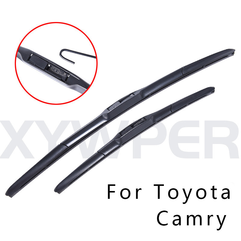 Winshield Wipers Blade For Cars For Toyota Camry From 1997 1998 1999 2000 To 2017 Windscreen Wiper Car Accessories Wholesale