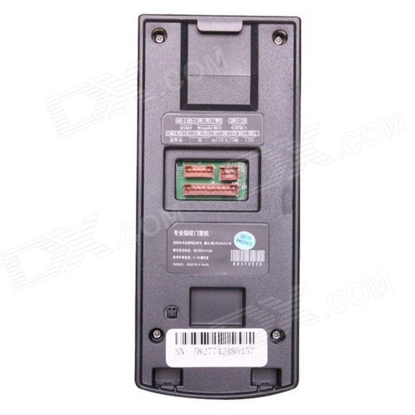 F6 Optical Sensor Fingerprint Access Control Reader With With Software 3000 Fingerprint and Cards biometric fingerprint access controller tcp ip fingerprint door access control reader