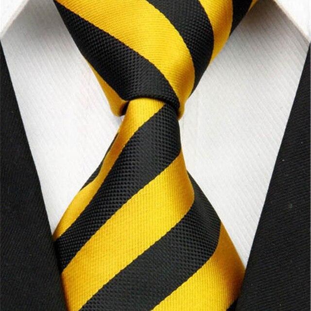 """4""""/10cm Wide Men's Wedding Suit Jacquard Ties  5"""