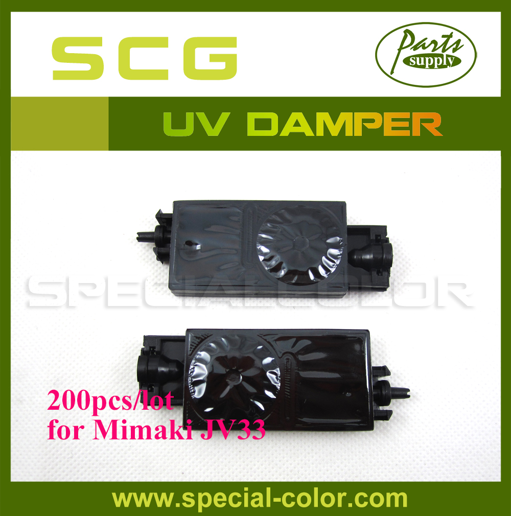 200pcs/pack Mimaki JV33 Printer Damper dx5 UV Damper