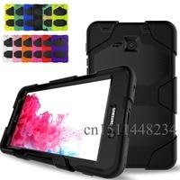 For Samsung Galaxy Tab 4 7 0 SM T230 T231 T235 Tablet Case Fashion Shockproof Heavy