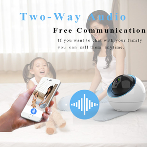 Image 5 - Wdskivi caméra de Surveillance dôme IP WiFi Cloud HD 1080P, dispositif de sécurité sans fil, avec suivi automatique et protocole ONVIF P2P RTSP NAS