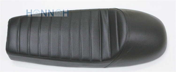 64MM 2 KIND COLOUR CHOOSE RACER SEAT HUMP MASH CAFE RETRO LOCOMOTIVE CUSHION SADDLE BLACK BROWN MOTORCYCLE CAFE SEAT RACER SEAT motorcycle seat universal cafe racer seat mash racer seat black retro locomotive cushion sima for cg125 530mm motor black seat
