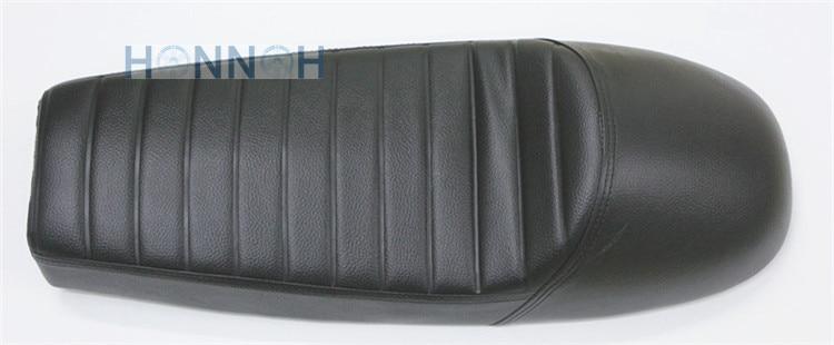 64MM 2 KIND COLOUR CHOOSE RACER SEAT HUMP MASH CAFE RETRO LOCOMOTIVE CUSHION SADDLE BLACK BROWN MOTORCYCLE CAFE SEAT RACER SEAT