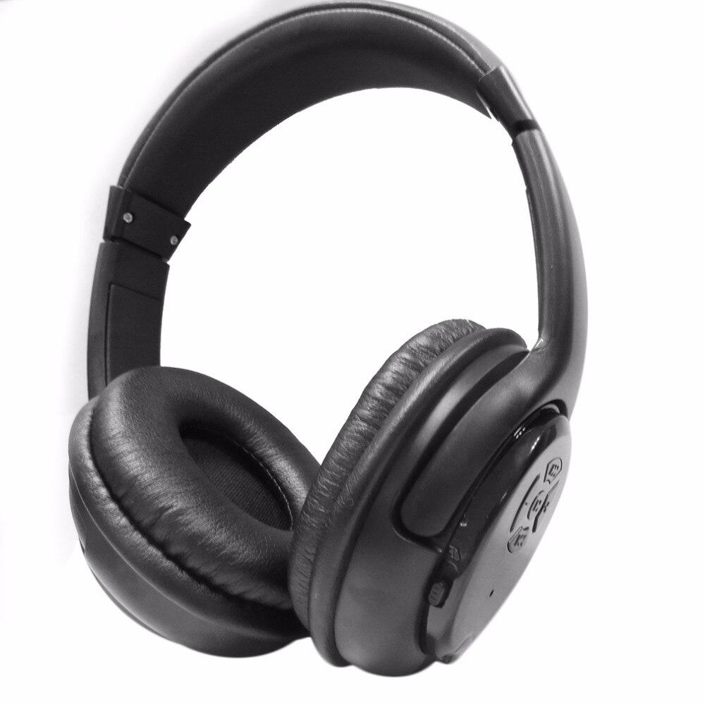 Big Headphone Large Bluetooth 3in1 Stereo Wireless MP3 Headset Earphone inteligente Support 32GB TF Card Slot For Smart Phone,pc bubm portable bag for earphone headphone carry card case headset headphone box black big capacity