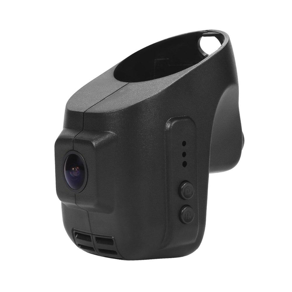 Auto Dash Cam DVR recorder voor Porsche Boxster (jaar 2009 2012) /911 (jaar 2009 2012) met wifi ondersteuning android/ios/av out kabel - 2