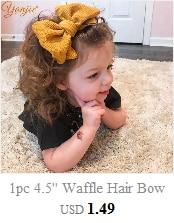 10 шт./лот, Блестящий металлический верх, повязка для волос с бантиком и заячьими ушками для девочек, вязаные головные повязки из Джерси, золотые/серебряные повязки на голову