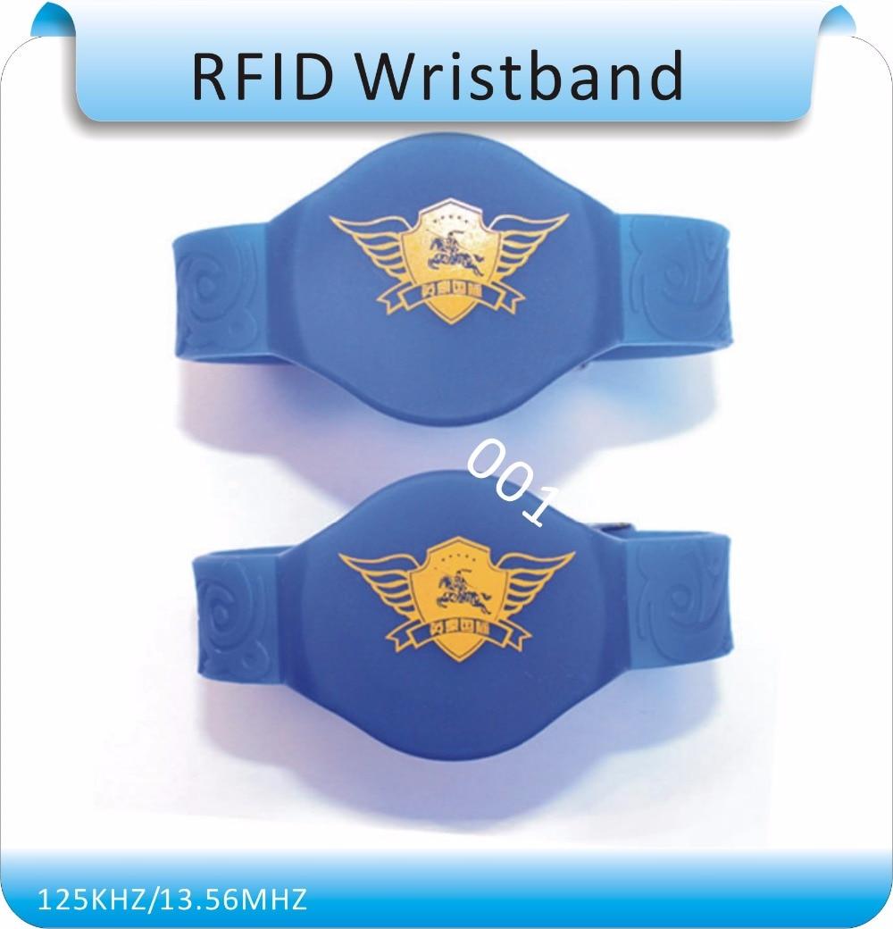50pcs 5# IP68 waterproof silicone 125khz TK4100 rfid wristband/ RFID tags bracelet+1pcs 125KHZ RFID reader50pcs 5# IP68 waterproof silicone 125khz TK4100 rfid wristband/ RFID tags bracelet+1pcs 125KHZ RFID reader