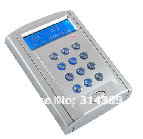 Networking JS268 EM4100 card 2500 users RS485,WG readers extendable,Wiegand26 output,LCD reader access controller rfid 13 56mhz smart card reader access control 2500 users rs485 wg readers extendable wiegand26 output lcd reader 10 ic card