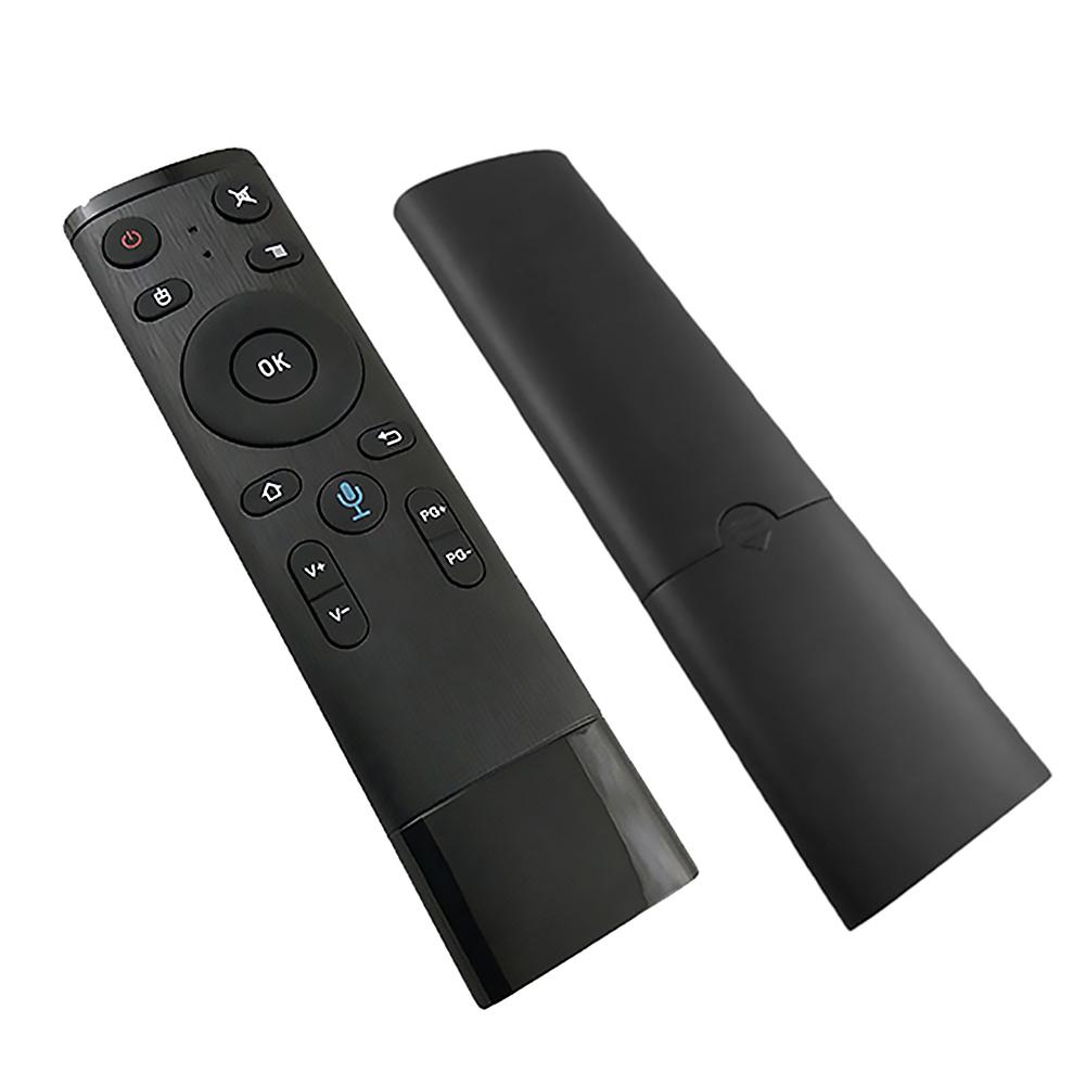 Q5 Bluetooth/2.4GHz WIFI Voice Remote Control Air Mouse With USB Receiver For Smart TV Android Box - Type 1 Outdoor tool