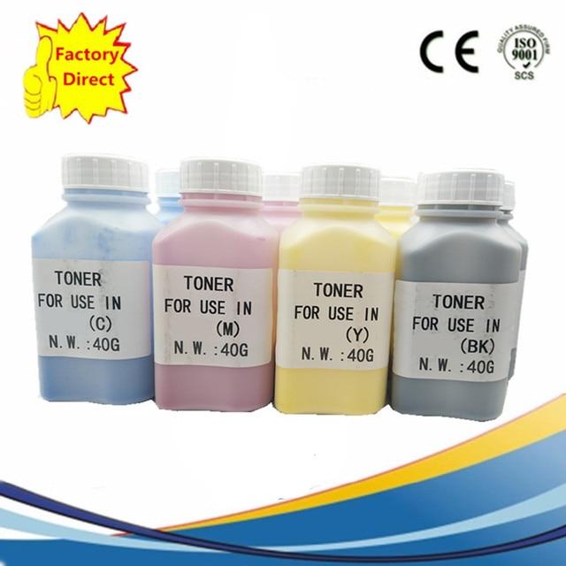 No-name Refill Refill Copier Color Toner Powder Kits for Konica Milonta 1600W 1650EN 1680MF 1690MF 1600 1650 Laser Printer Toner Power 100g//Bottle,6 Black,6 Cyan,6 Magenta,6 Yellow