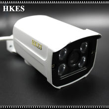 New 1080P 960P 720P  ONVIF Waterproof Outdoor IR CUT Night Vision P2P Plug and Play Mini Bullet POE IP Camera 2mp