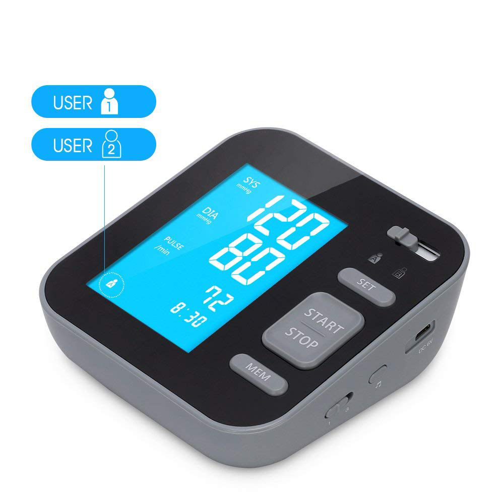 Device - Majota Cigbg Home Digital Upper Arm Blood Pressure Monitor