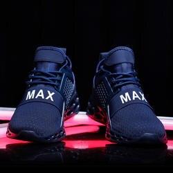 Мужская обувь кроссовки для мужчин 2019 Braned Zapatos De Hombre Air спортивная обувь кроссовки красный zapatillas hombre Deportiva
