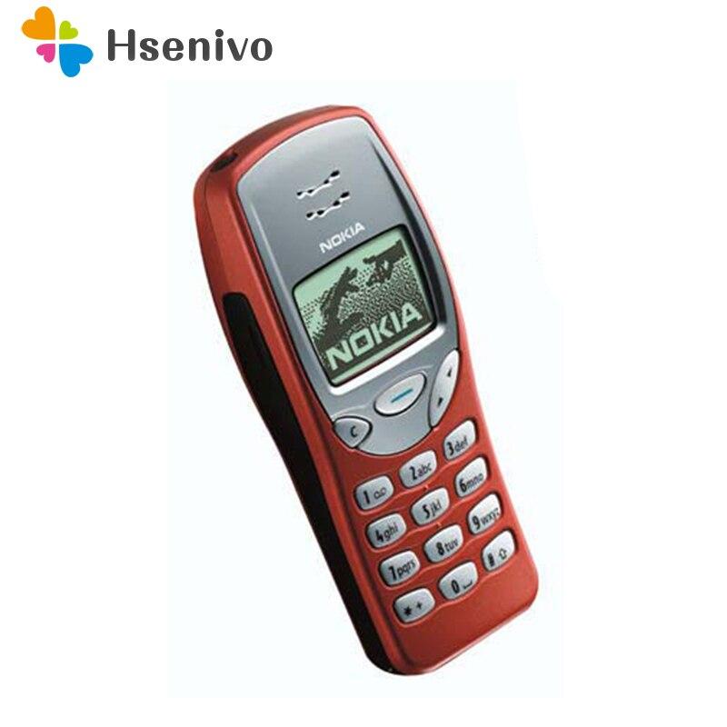 3210 D'origine NOKIA 3210 Téléphone Portable Mobile Débloqué GSM Rénové 3210 Téléphone Portable Pas Cher Téléphone