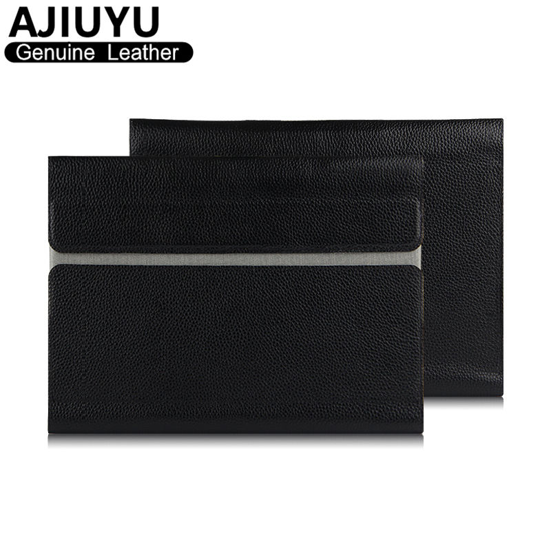 Genuine Leather For Lenovo YOGA Tab 3 Pro Case Cover tab3 sleeve Protective Smart Tablet yoga YT3 X90F X90L X90M 10.1 Cowhide lichee style pu leather flip tablet case cover for lenovo yoga tab 3 pro 10 x90l x90f tab3 pro 10 x90 yt3 x90f yt3 x90l