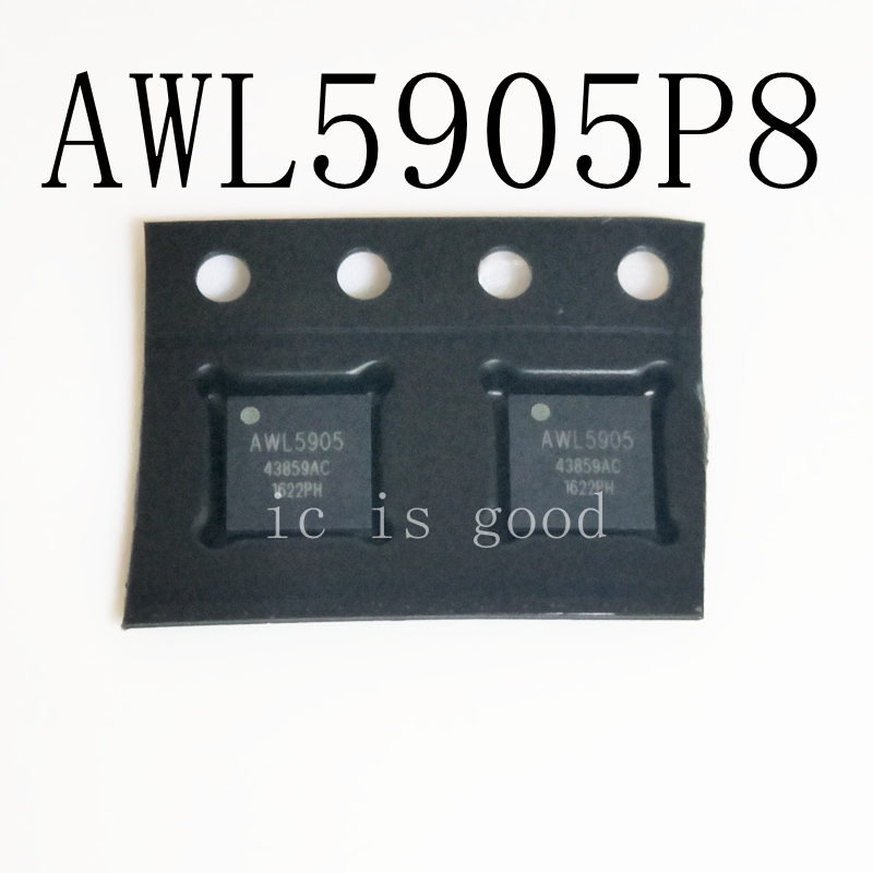 10PCS LOT AWL5905P8 AWL5905 QFN20 WIFI RF Power Amplifier NEW