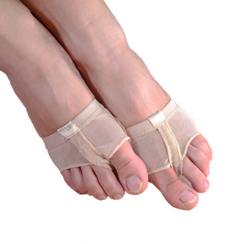 Professional Belly Ballet Dance Toe Pad Practice Shoes Protection Dance Socks Foot Thongs Foot Care Tools